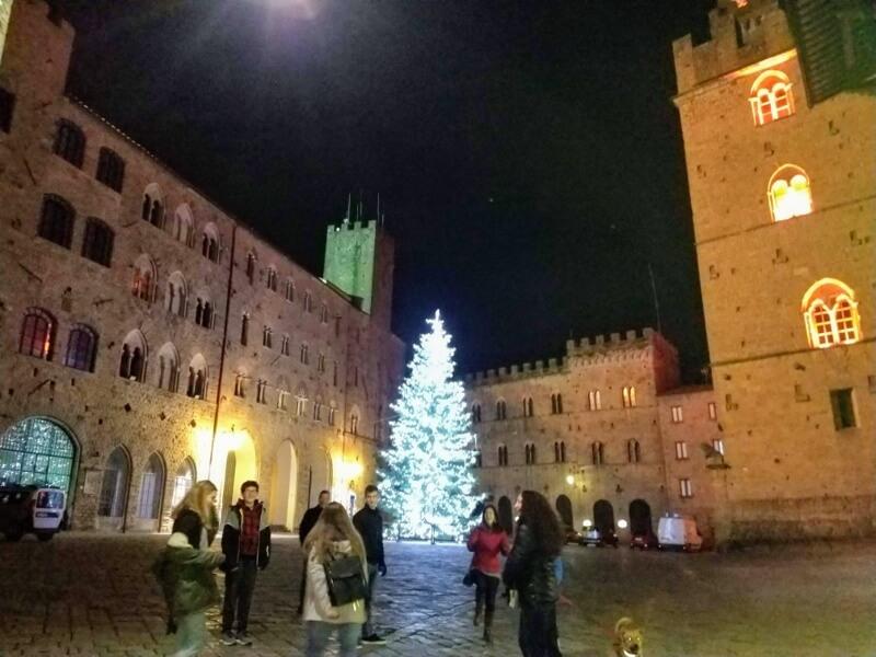 Volterra by Night